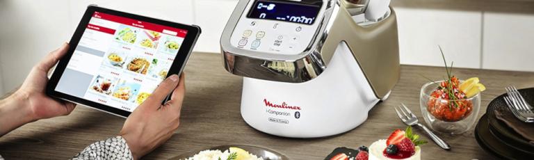 La Tecnologia aiuta: Robot Moulinex i-Companion